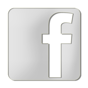 facebook logo glass 300x300